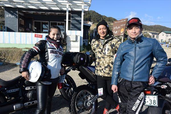 木下ほうか、つるの剛士、三船美佳がバイク旅!『温泉BIKE withラーメン』CSテレ朝chで3・26放送