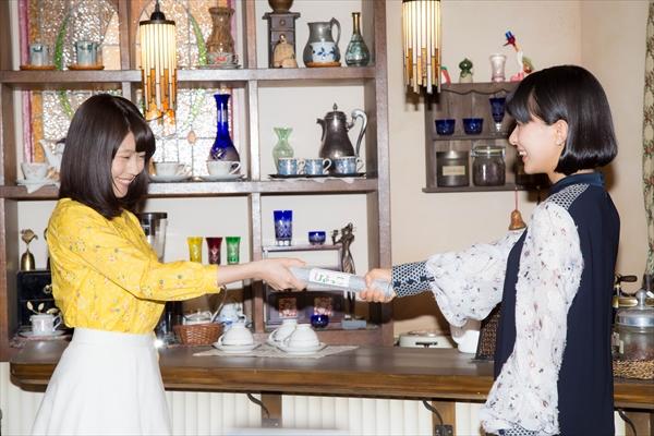 <p>連続テレビ小説バトンタッチセレモニー</p>