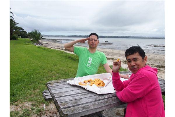 東野幸治&岡村隆史『旅猿11』4・12スタート!初回はニュージーランドで大自然を満喫