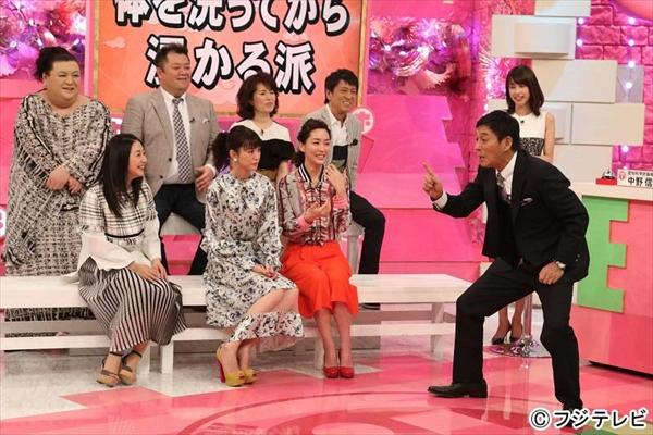 所ジョージ&水川あさみVSさんま&桐谷美玲が激論!『ホンマでっか!?TV SP』4・5放送