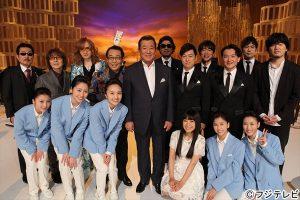 『MUSIC FAIR』「加山雄三80歳記念スペシャル」