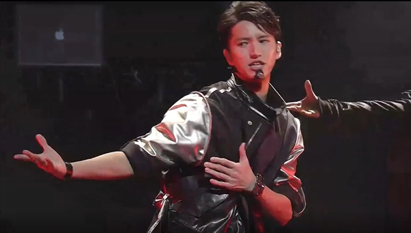 <p>『田口淳之介-TO THE NEXT LEVEL-』</p>