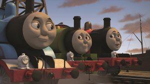 「映画 きかんしゃトーマス 走れ!世界のなかまたち」