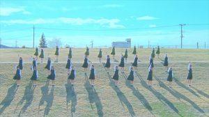 欅坂46「W-KEYAKIZAKAの詩」ミュージックビデオ