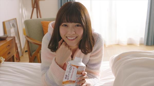 <p>乃木坂46「ゆったり、飲も。」キャンペーン</p>