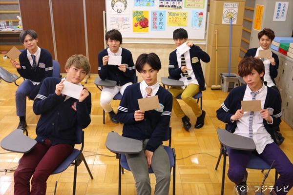 <p>『超特急のふじびじスクール!卒業スペシャル』</p>