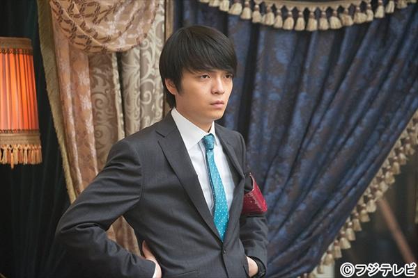 注目の若手俳優・岡山天音が究極のゆとり刑事役で相葉雅紀主演『貴族探偵』に出演