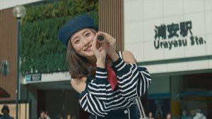 東京メトロ「Find my Tokyo.」新CM