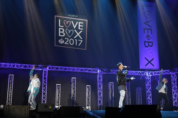<p>w-inds.「LOVE BOX 2017」</p>