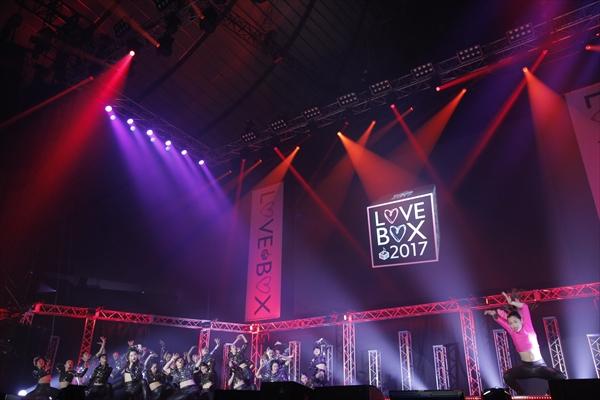 <p>FabulousSisters「LOVE BOX 2017」</p>