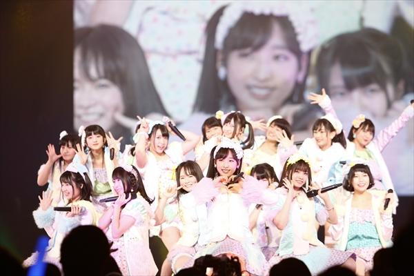 AKB48チーム8 結成3周年前夜祭 さいたまSAで開催