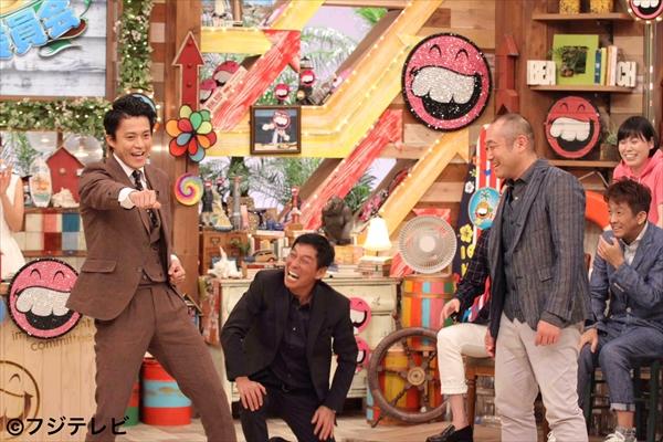 相葉雅紀、小栗旬、桐谷美玲、観月ありさら新ドラ出演者が参戦!『さんまの番組向上委員会SP』4・14放送