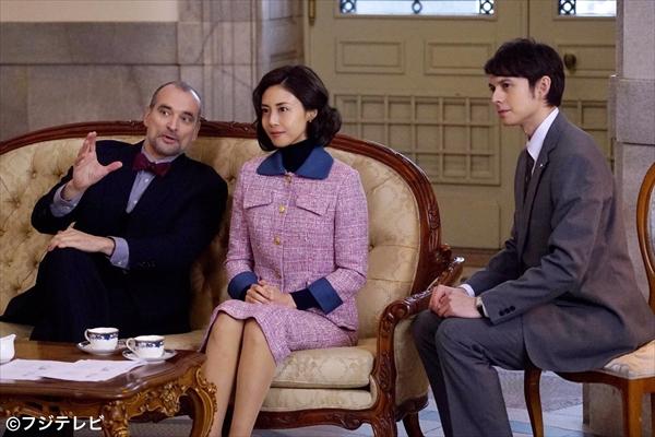 ハリー杉山が松嶋菜々子『女の勲章』でドラマデビュー!相葉雅紀『貴族探偵』にもゲスト出演