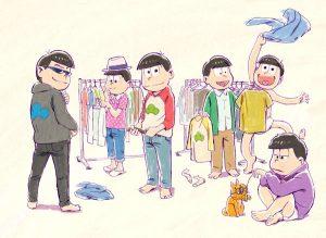 TVアニメ「おそ松さん」第2期