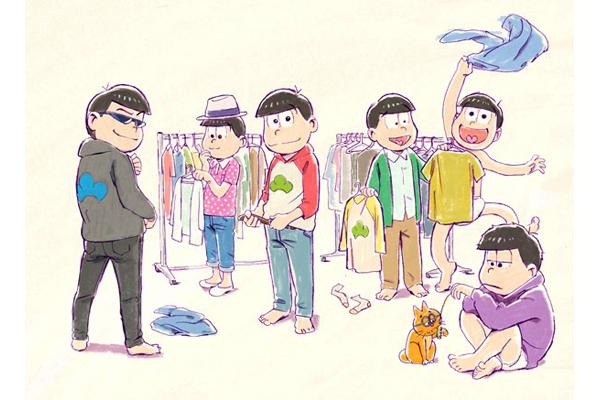 櫻井孝宏「考え直した方がいいって!」アニメ『おそ松さん』第2期決定!声優陣のコメント到着