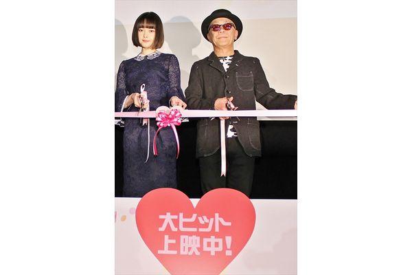 亀梨和也、関西Jr.西畑大吾は「ハイブリッドジャニーズ」映画『PとJK』大ヒット記念感謝ツアー出発式イベント