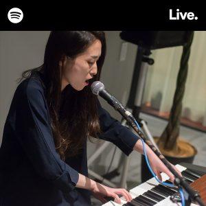 『日食なつこ Spotify Live』