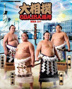 「大相撲ODAIBA場所2017」