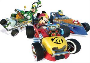 『ミッキーマウスとロードレーサーズ』