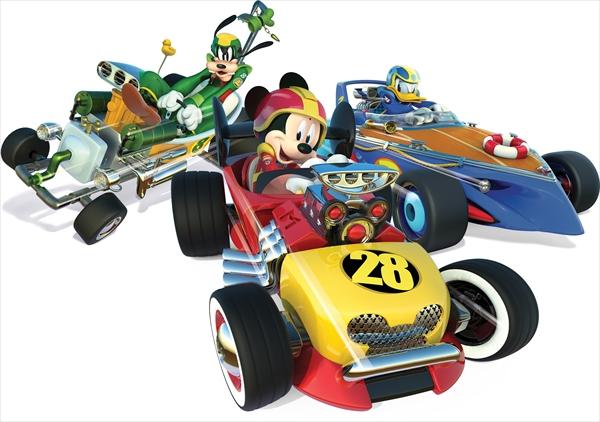 <p>『ミッキーマウスとロードレーサーズ』&copy;Disney</p>