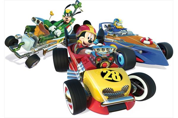 ミッキーと仲間たちがレーサーに!『ミッキーマウスとロードレーサーズ』4・22から日本初放送 tvlife Web
