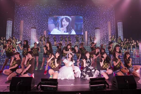 藤江れいな、10年間のアイドル人生に幕「大組閣がなかったら今の私はいない。NMB48に移籍してよかった」