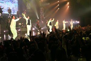 『【1周年記念ライブ】EXILE THE SECOND ワンマン初の全曲独占生中継』
