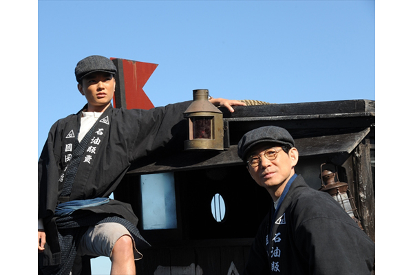 特典映像満載!岡田准一主演「海賊とよばれた男」BD&DVD 7・5発売