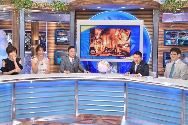 <p>5年目突入!『世界の日本人妻は見た!』がニュース番組風にリニューアル</p>