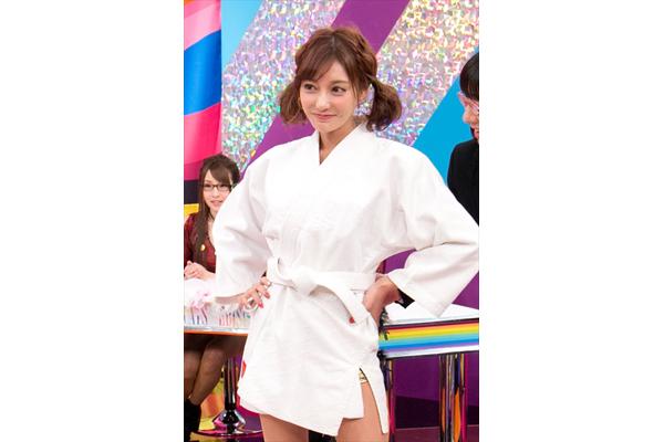 明日花キララ、葵つかさらが「かまって柔道」で激闘!『マスカットナイト・フィーバー!!!』4・26放送
