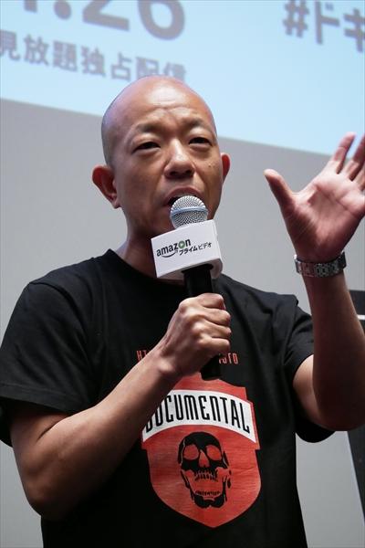 """<p>小峠英二「刺激的であらためて""""笑い""""について考えさせられた」『HITOSHI MATSUMOTO Presentsドキュメンタル』シーズン2</p>"""