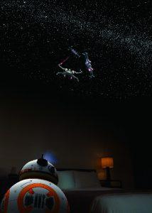 家庭用プラネタリウム「HOMESTAR BB-8」