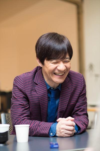 <p>内村光良インタビュー</p>