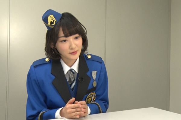 """乃木坂46 生駒里奈が""""NARUTO愛""""を語る!インタビュー映像公開"""