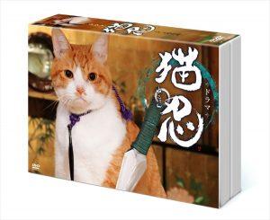 ドラマ『猫忍』DVD-BOX