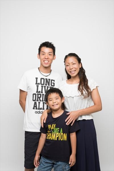 <p>高田家 家族写真</p>