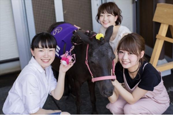 <p>舟山久美子と一緒に競馬を学ぶ!UMAJOツアーも開催「青空UMATELIER(ウマトリエ)」in東京競馬場</p>