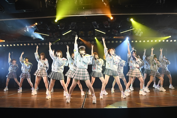 横山由依「本当に皆さんのおかげ」AKB48総選挙 最多議席特典「サムネイル」公演開幕