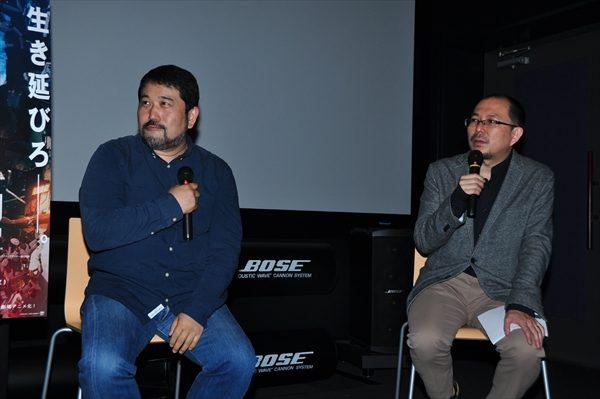 瀬下寛之監督「へんてこなSFアニメだけどクセになる」映画『BLAME!』トーク付き試写会開催