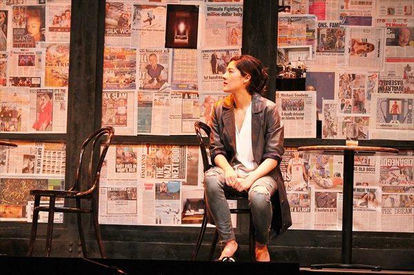 TOKIO 松岡昌宏「ずっとしゃべりっぱなしなので夫婦漫才みたい」二人舞台「ダニーと紺碧の海」