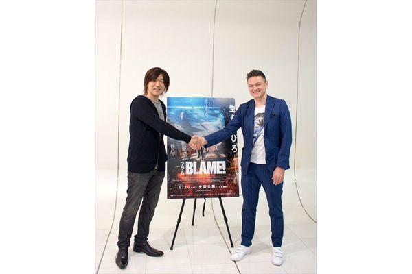 櫻井孝宏、早見沙織ら豪華キャストが登壇する『BLAME!』初日舞台挨拶の生配信が決定!