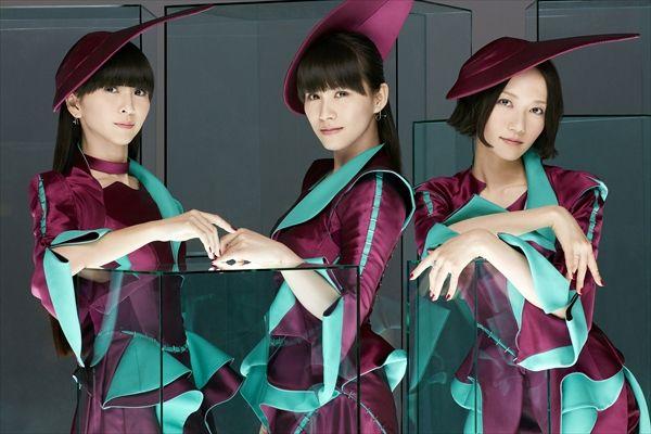 Perfume、中田ヤスタカと番組初対談「Perfume スペシャルプログラム ~collaboration~」5・28放送