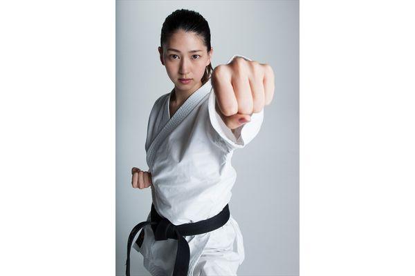 是永瞳「空手道参段」取得!TOKYO2020オリンピック空手スペシャルアンバサダーに就任!