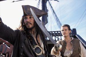 「パイレーツ・オブ・カリビアン/呪われた海賊たち」