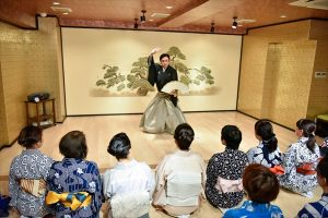 『未来座SAI 大人のたしなみ講座~日本舞踊~』