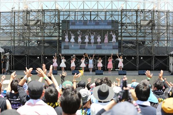 <p>WANIMA、ウルフルズら熊本で熱唱!「阿蘇ロックフェスティバル2017」開催</p>