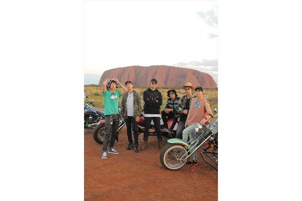 2PMの素顔が詰まった6人だけの旅!『2PM WILD BEAT~240時間完全密着!オーストラリア疾風怒濤のバイト旅行~』