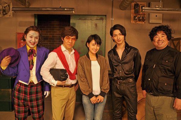 斉藤由貴、葵わかな、横浜流星が6・16『LIFE!』でコントに挑戦!