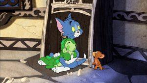 「トムとジェリーと迷子のドラゴン」