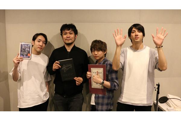 D-BOYSメンバーが上演当時を振り返る!「TRUMP」「淋マグ」Blu-rayに新録オーディオコメンタリー収録